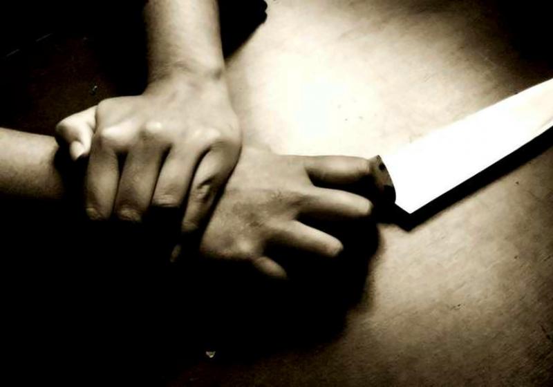 ВКыштыме мужчина зарезал сожительницу— мать его ребенка