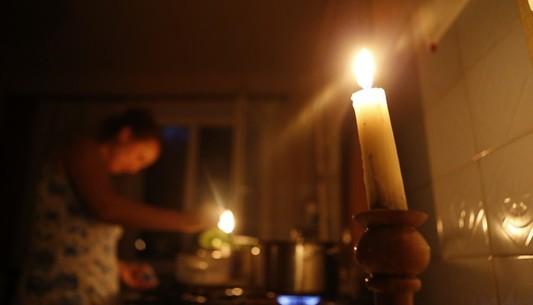 ВКыштыме граждане целого района всю ночь провели без света