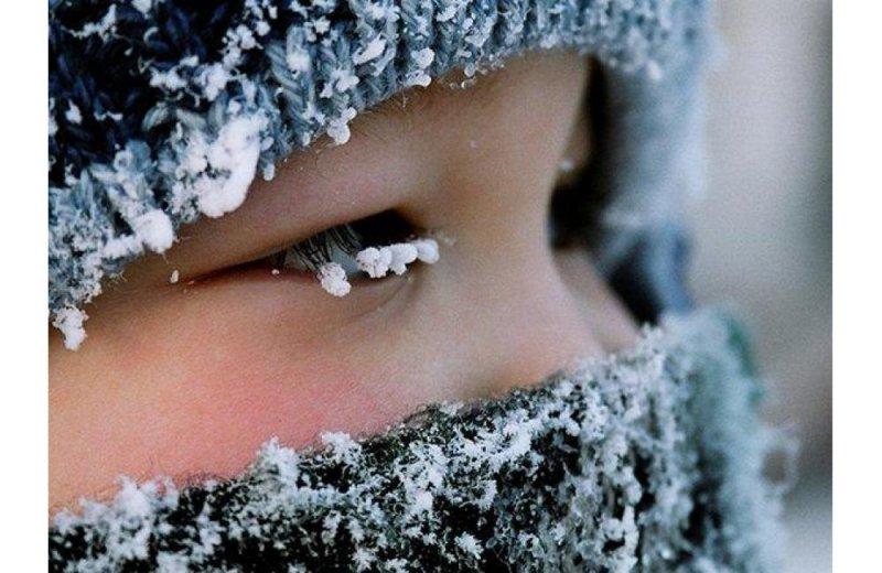 Морозы отменили занятия вшколах Ханты-Мансийска