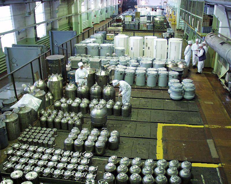 Рядом сКыштымом началась переработка отработавшего ядерного топлива русских атомных подлодок