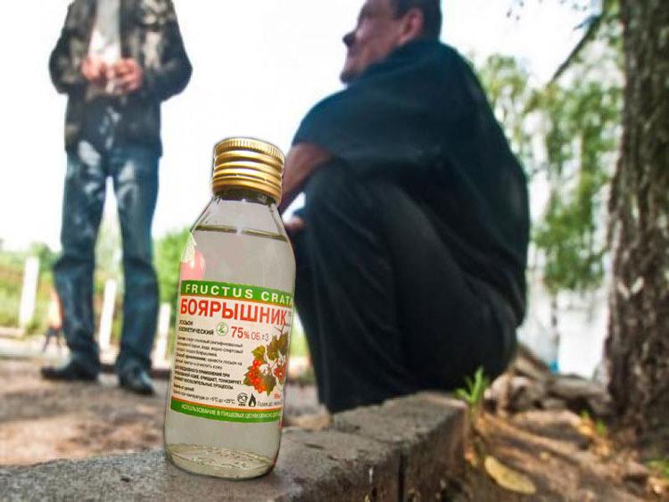 Полицейские задержали крупную партию алкоголя из незаконной продажи