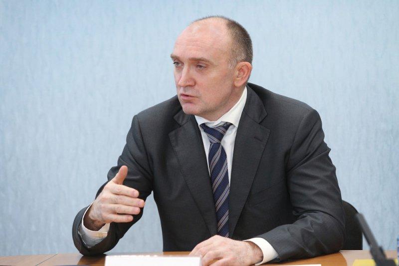 Борис Дубровский презентует Клуб губернаторов ШОС наЕвразийском экономическом пленуме