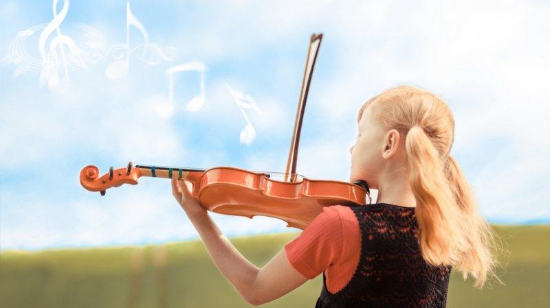 Детки-молодцы. Скрипачи магнитогорских школ музыки взяли гран-при идипломы