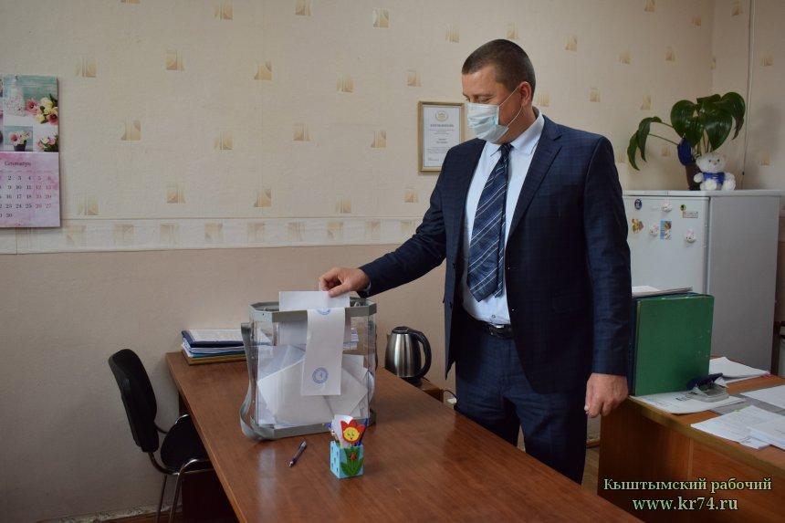 В Кыштыме выбрали председателя местного Собрания депутатов