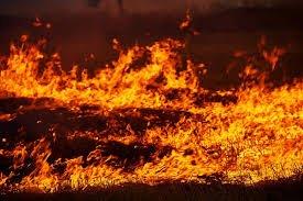В Кыштыме из-за короткого замыкания произошёл пожар