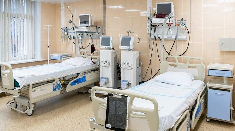 В Челябинской области снижается число госпитализаций среди заражённых коронавирусом