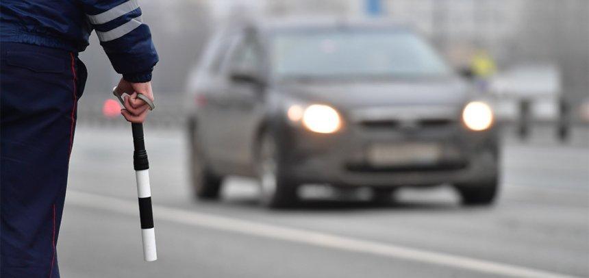 В Кыштыме госавтоинспекция оштрафовала несколько водителей