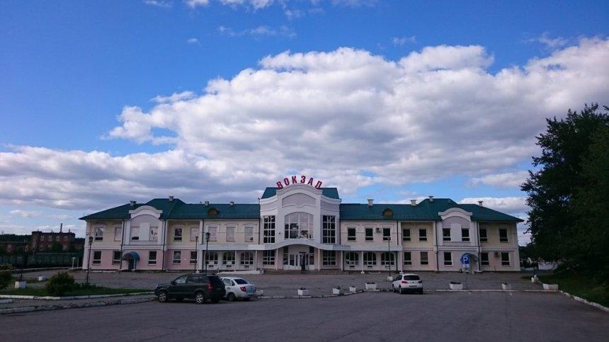 В этот день, 15 октября, в Кыштым прибыл первый поезд