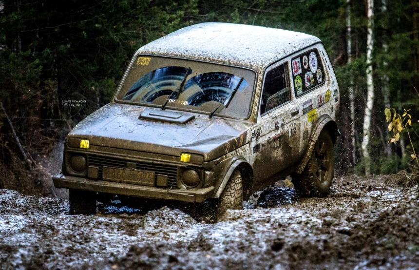 В Кыштыме прошёл третий этап кубка горнозаводской зоны по трофи рейдам