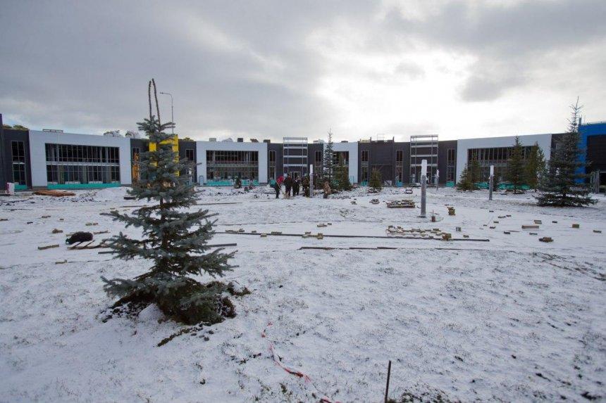В Челябинской области завершается строительство новой инфекционной больницы