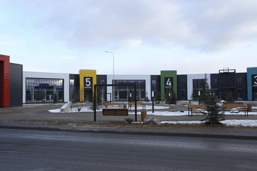 Новая областная инфекционная больница готова к приёму пациентов