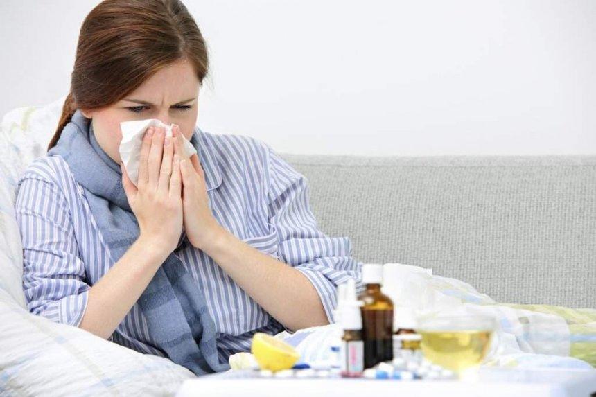 В Кыштыме заболеваемость ОРВИ бьёт все рекорды