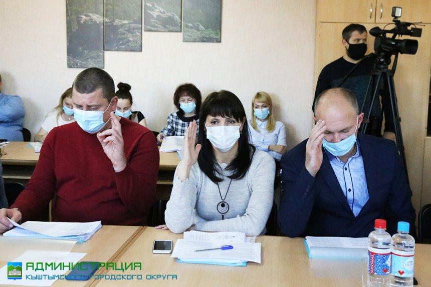 Главой Кыштымского городского округа вновь избрана Людмила Шеболаева