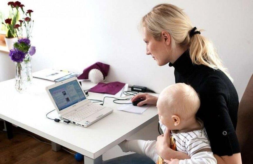 Южноуральские мамы могут получить востребованную профессию, не выходя из декрета