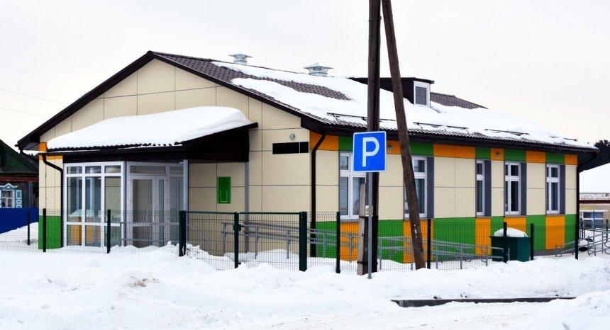 В Кыштымском городском округе завершается строительство двух ФАПов – близнецов