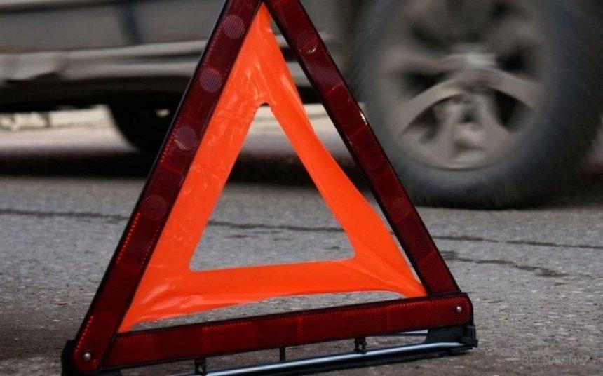 В Кыштыме в ДТП на пешеходном переходе пострадал ребёнок
