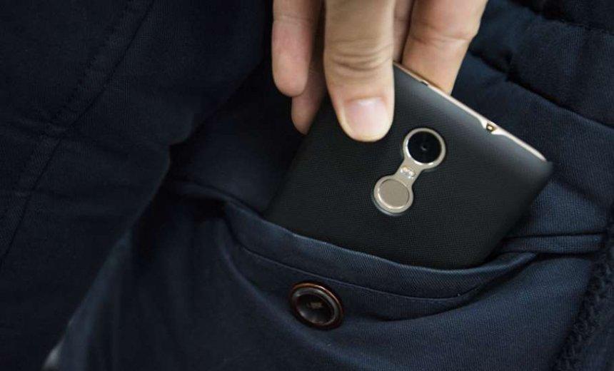 Полиция рассказала жителям Кыштыма о том, как избежать кражи мобильного телефона