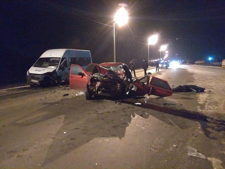 Недалеко от Кыштыма произошло смертельное ДТП
