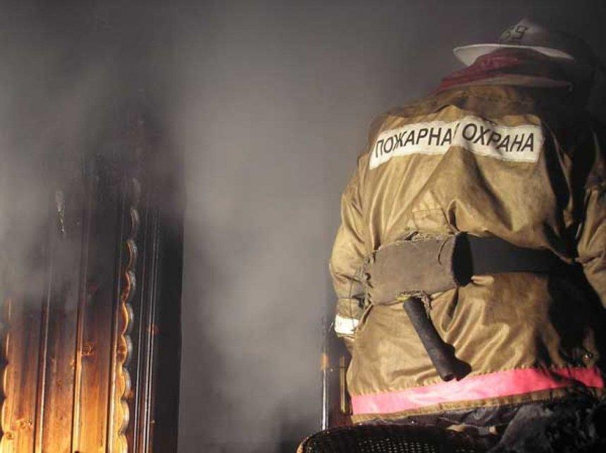В посёлке Слюдорудник вблизи Кыштыма едва не сгорел жилой дом
