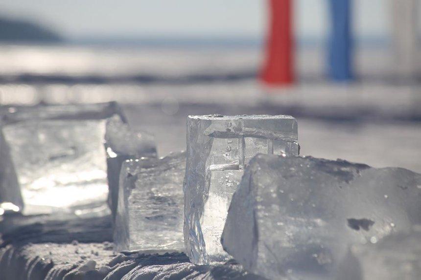 В Кыштыме демонтируют ледовые городки