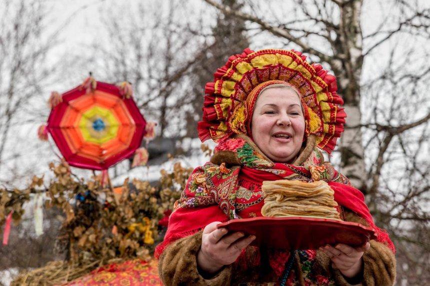 В Кыштыме началась подготовка к празднованию Масленицы