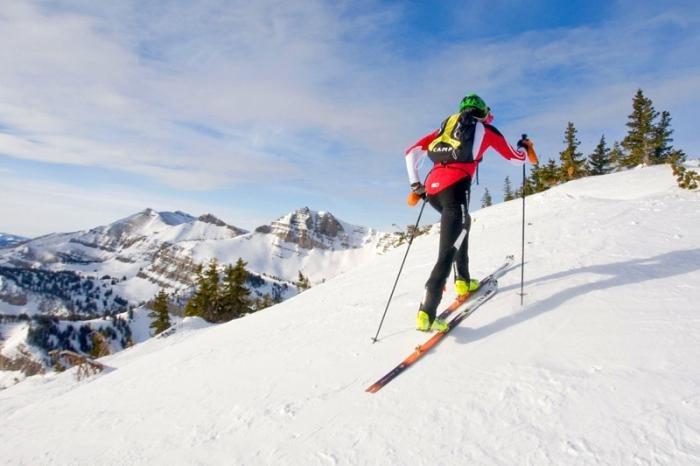 В посёлке Слюдорудник Кыштымского округа состоится лыжный забег на гору Липовую