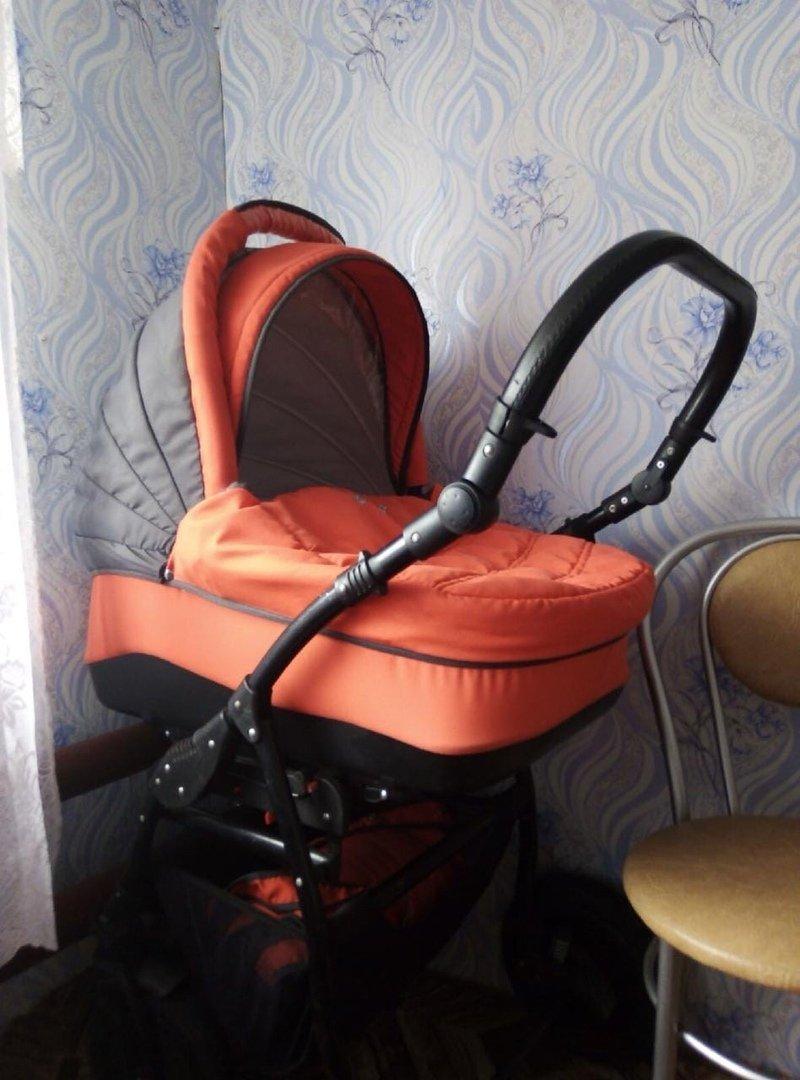 В Кыштыме за неделю украли две детские коляски