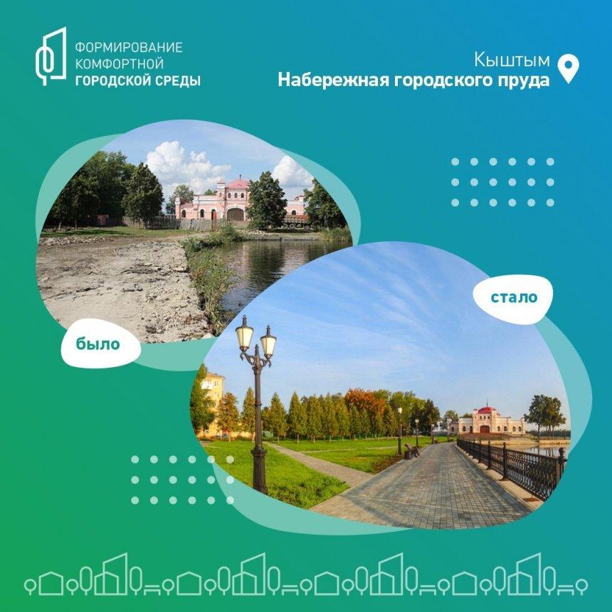 Жители Челябинской области смогут определить, какие объекты будут благоустроены в 2022 году