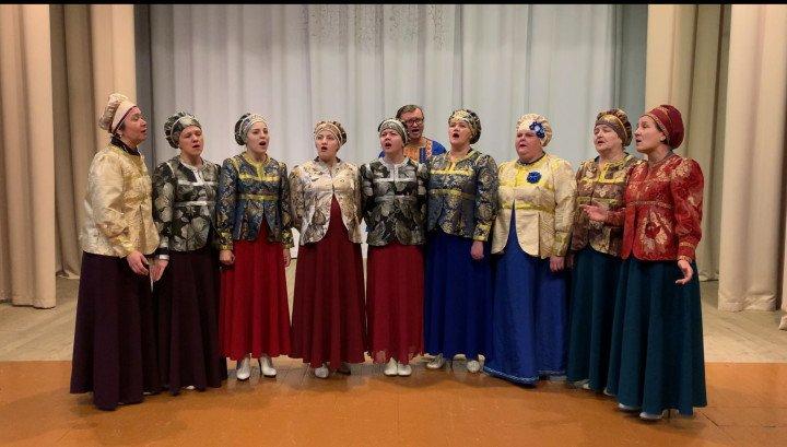 Южноуральские коллективы и солисты приняли участие в международном фестивале «Пою моё Отечество»