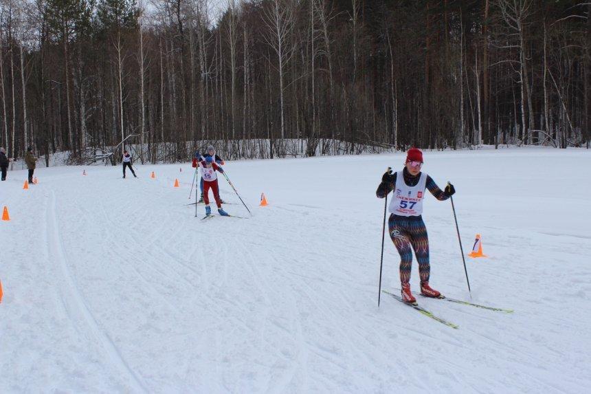 Кыштымские лыжники достойно выступили на зональном первенстве Челябинской области