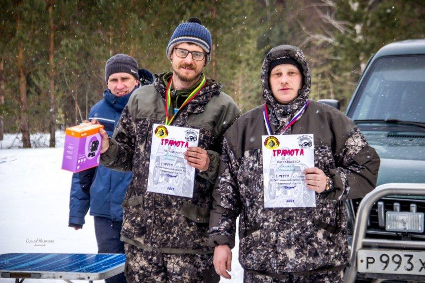 Кыштымский полицейский вместе со своим другом стали призёрами в гонках по бездорожью