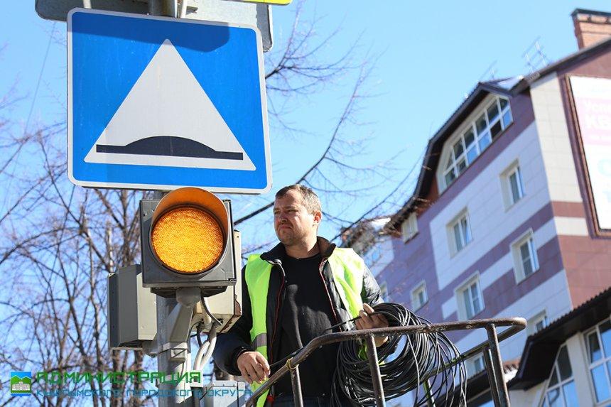 В Кыштыме внедряется автоматическая система фото и видеофиксации нарушений Правил дорожного движения