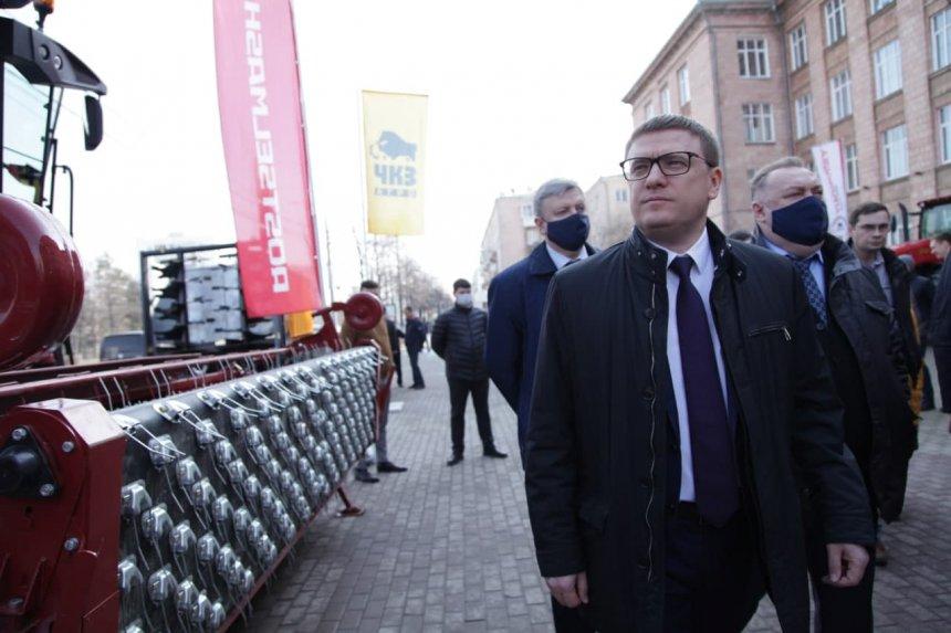 Алексей Текслер определил задачи по повышению эффективности работы регионального АПК на 2021 год