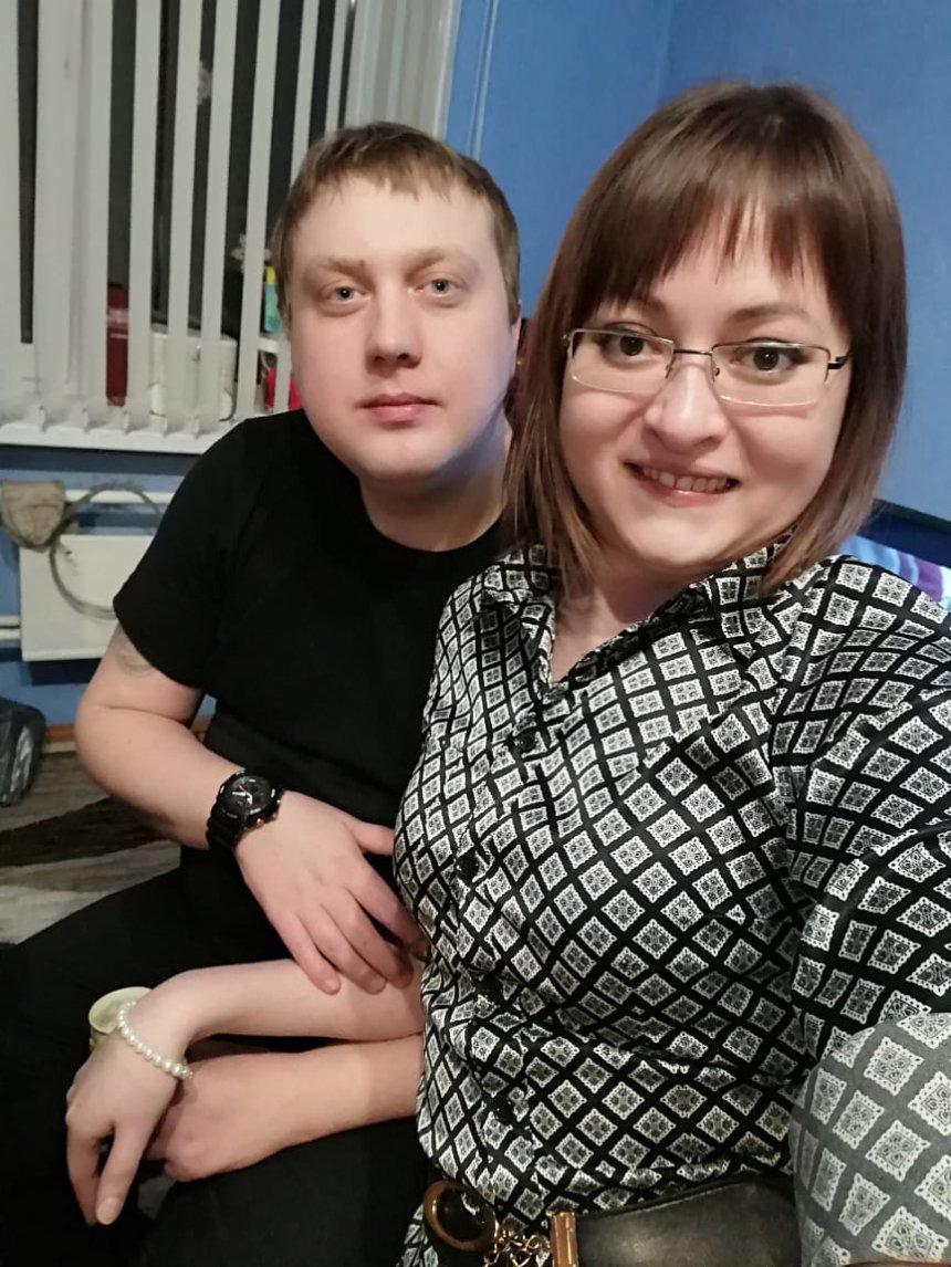 Жители Кыштыма Дания Калимуллина и Александр Смирнов – интернациональная пара. Они вместе отмечают Новый год, Масленицу и сабантуй
