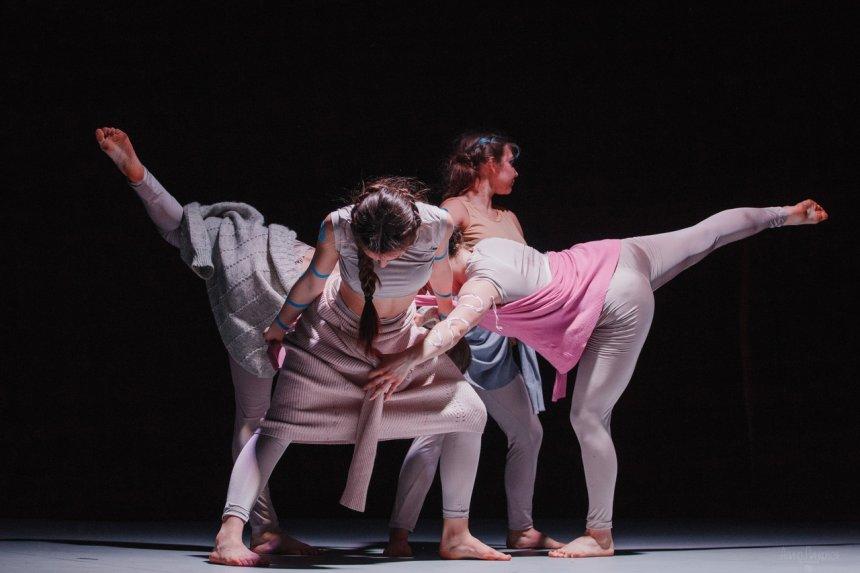 В Кыштыме состоялась премьера хореографического спектакля «Место для шага вперёд»