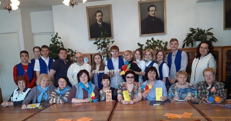 В Кыштыме молодёжь и «серебряные волонтёры» собрались за круглым столом