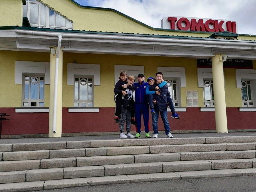Кыштымские дзюдоисты вернулись из Томска с полным комплектом медалей