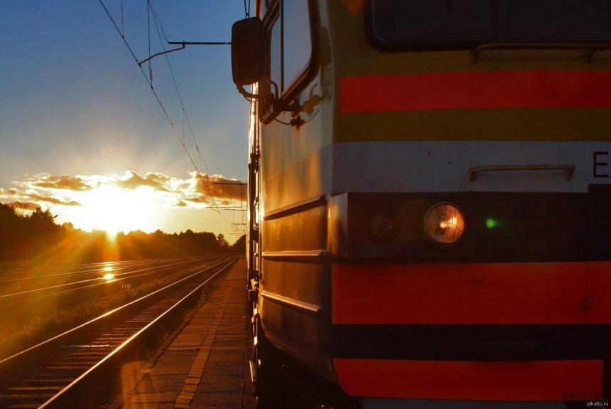 Вблизи Кыштыма мужчина попал под поезд