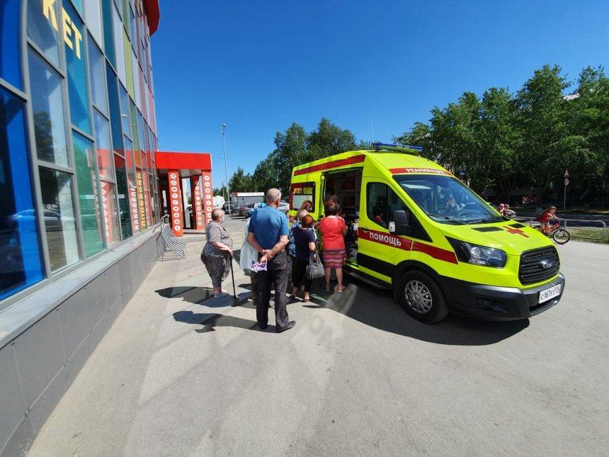 Сегодня в Кыштыме мобильный пункт вакцинации от коронавируса посетили 50 человек