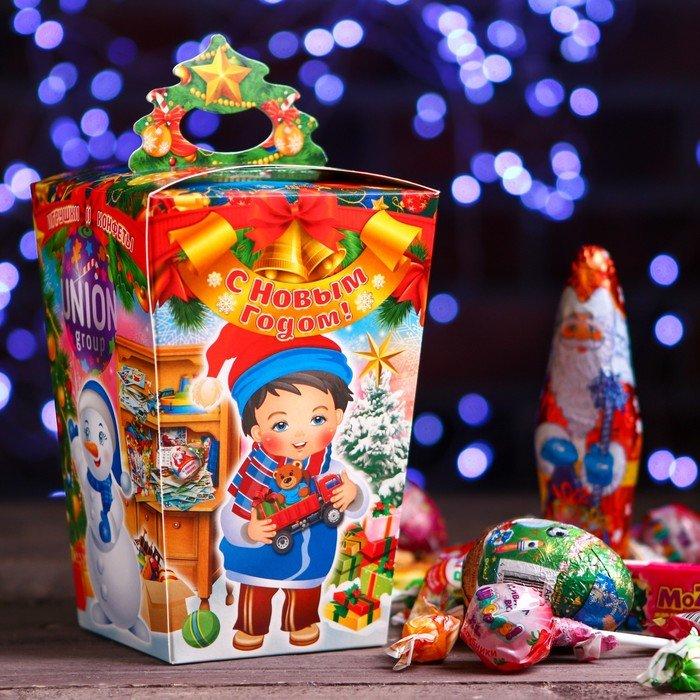 Готовь новогодние подарки летом: для Кыштыма закупят сладостей на два с половиной миллиона рублей