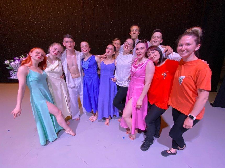 В Кыштыме состоялся гала-концерт театра танца «Пульсар»