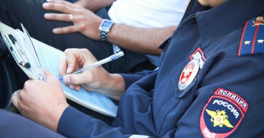 В полиции Кыштыма возбуждено уголовное дело о попытке дачи взятки сотруднику полиции