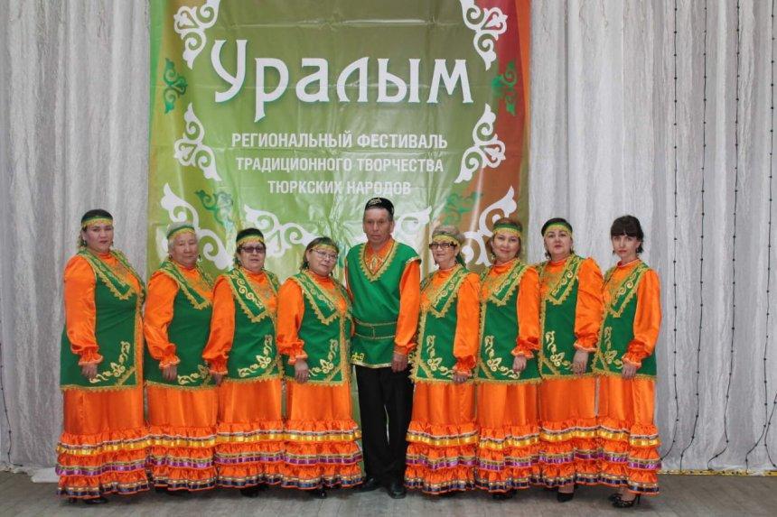Кыштымский коллектив «Яшлек» идёт с песней по жизни уже два десятилетия