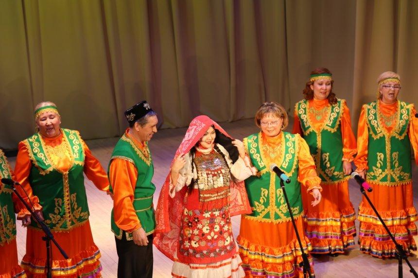 Кыштымский коллектив «Яшлек» выступит на Бажовском фестивале