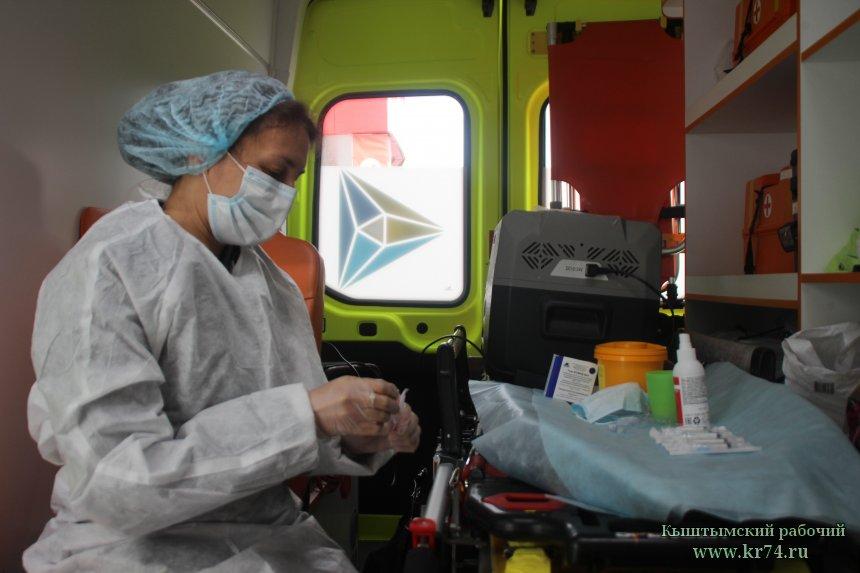 Челябинская область готова оперативно развернуть новые госпитальные базы под ковид