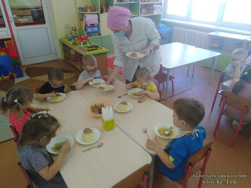 Корреспондент «Кыштымского рабочего» на один день стала «ревизорро» и отправилась на кухню одного из детских садов